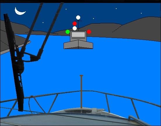 Sebességkorlátozási hajótest területe